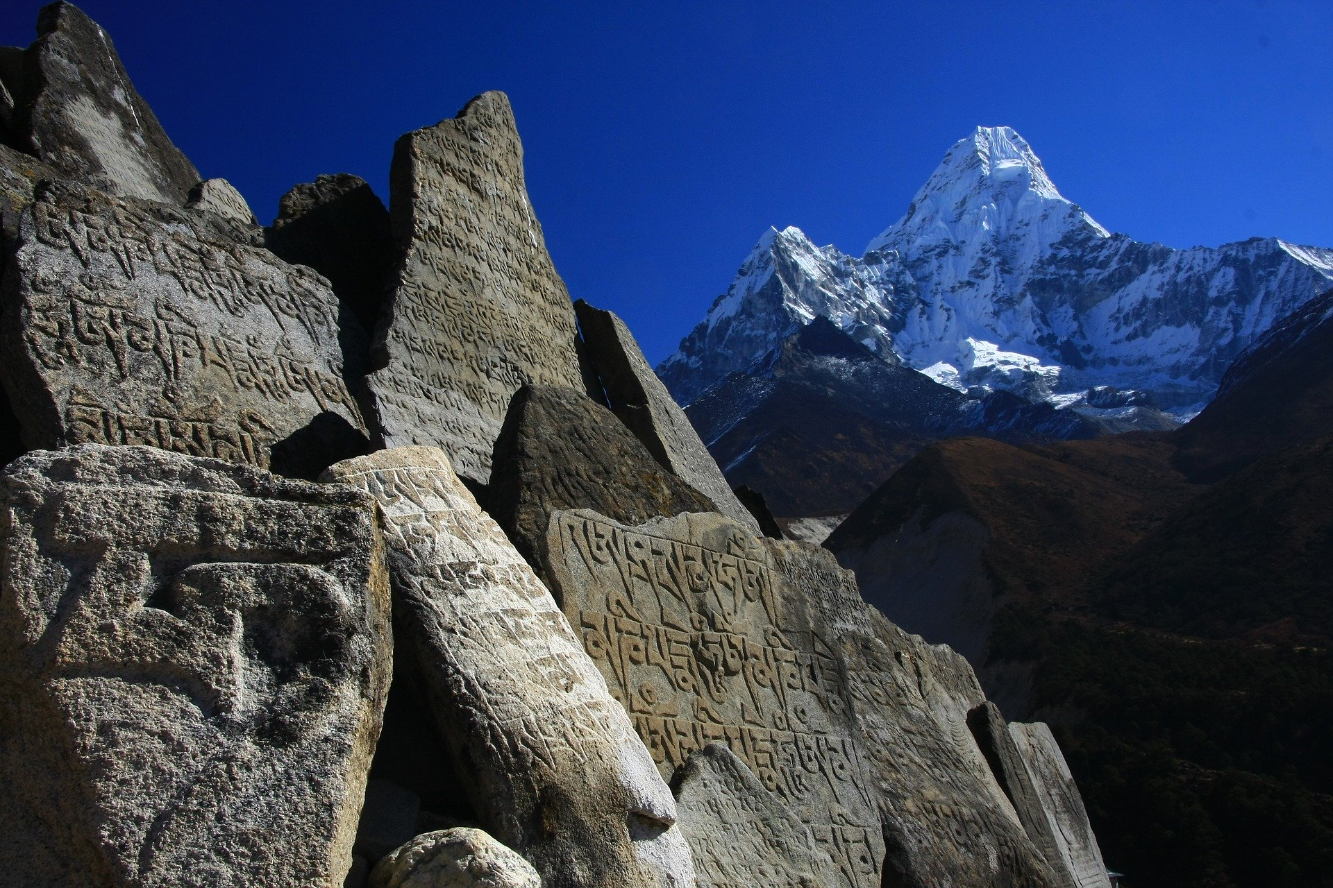 Everest Three / High pass Trek