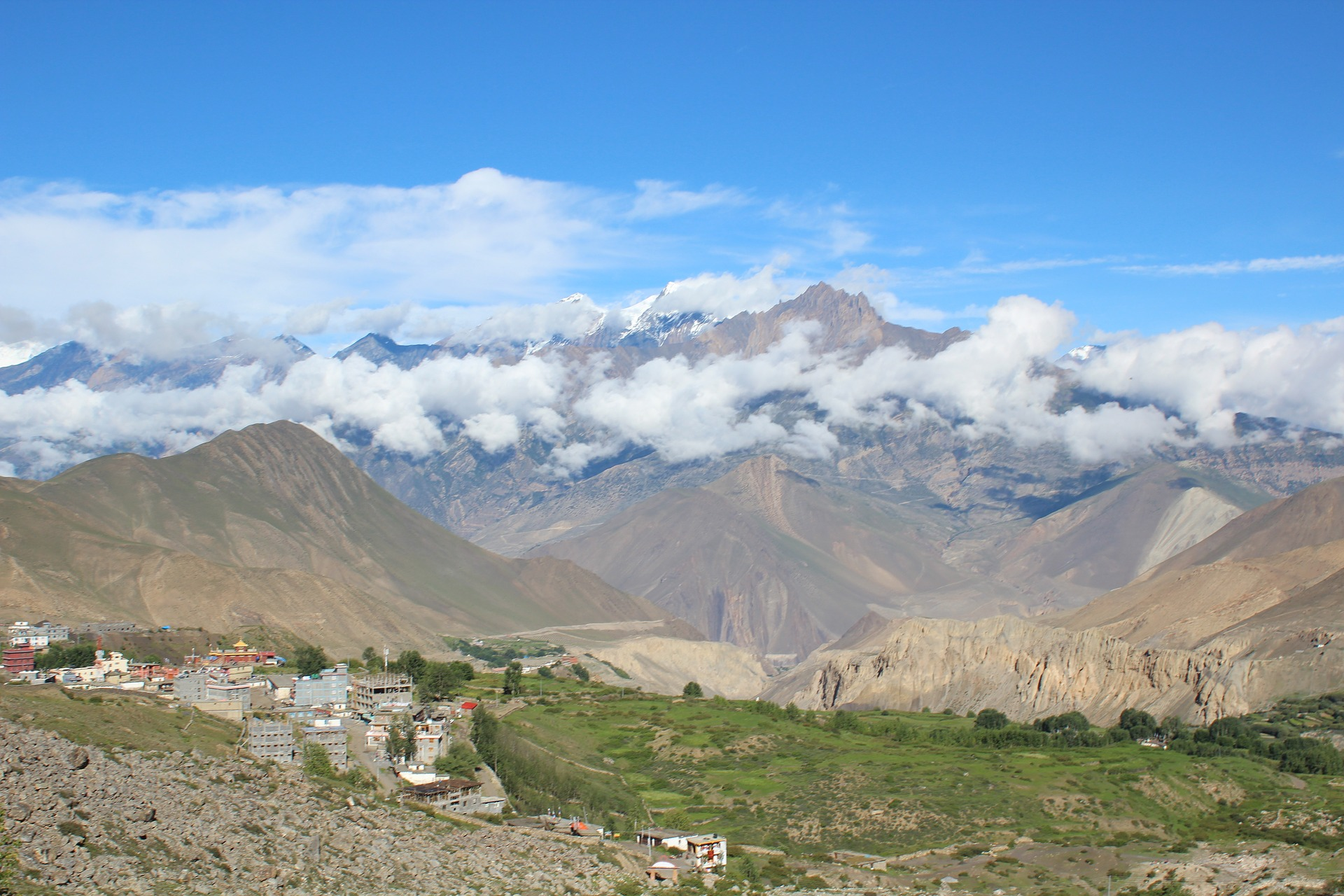 Jomsom Muktinath Trek - 14 days